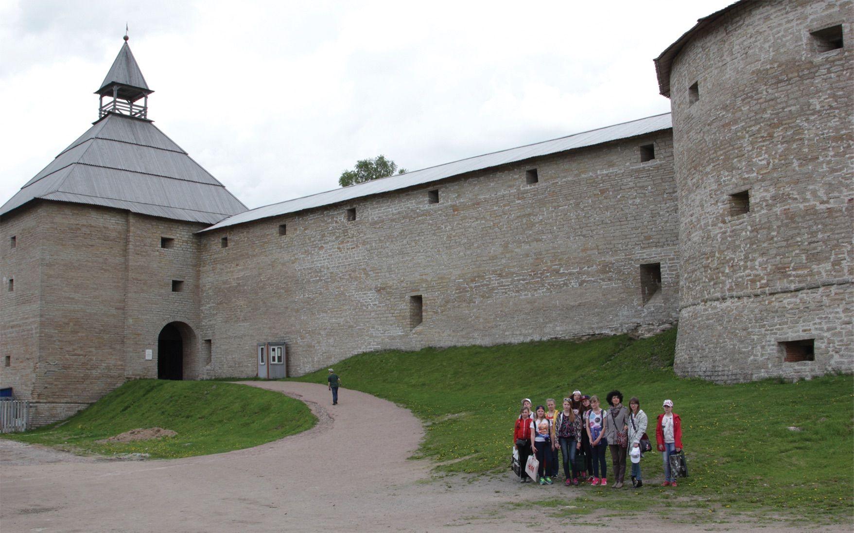 Пленэр в Волхове в 2015 году