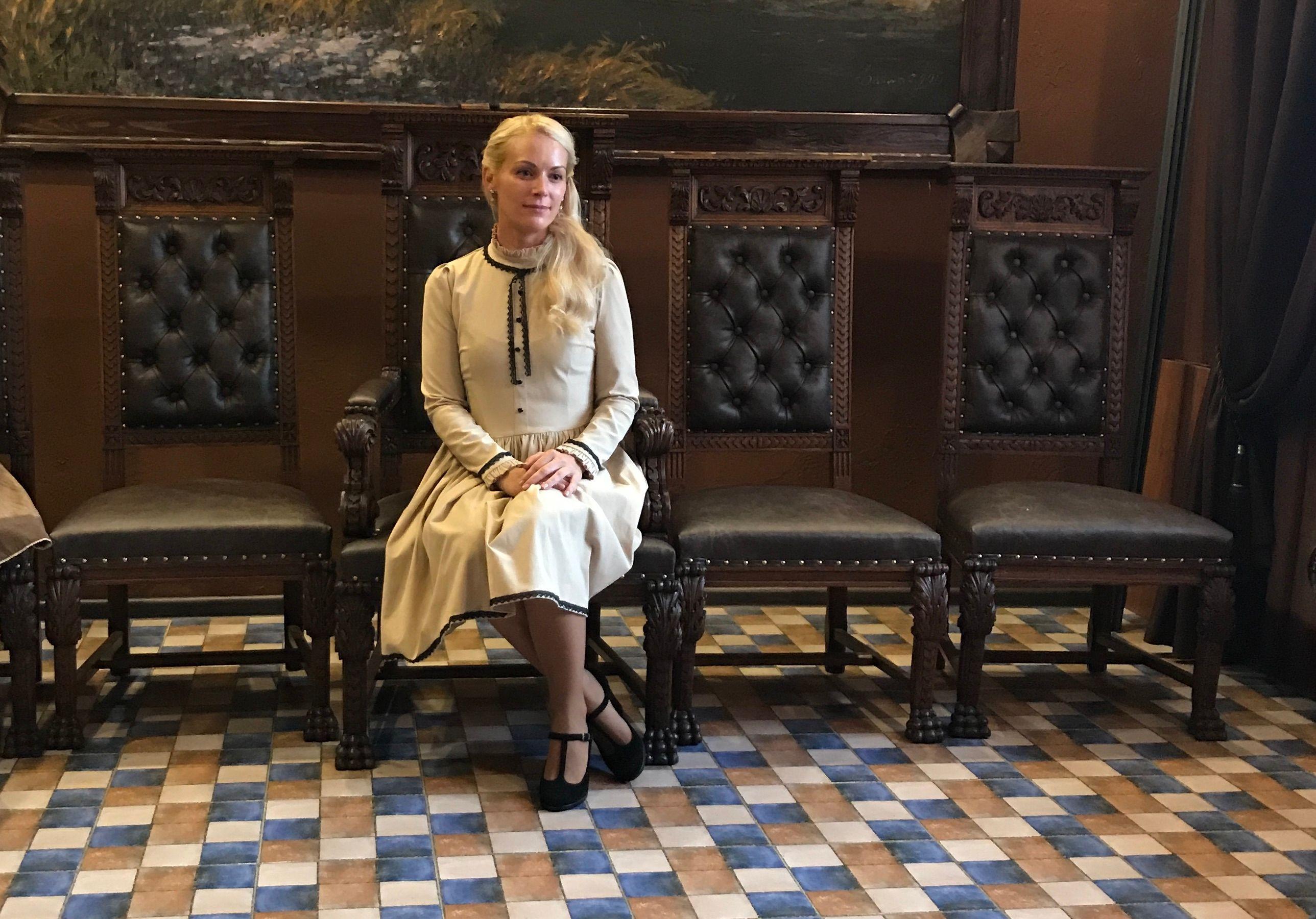 Елена Александровна Буровцева