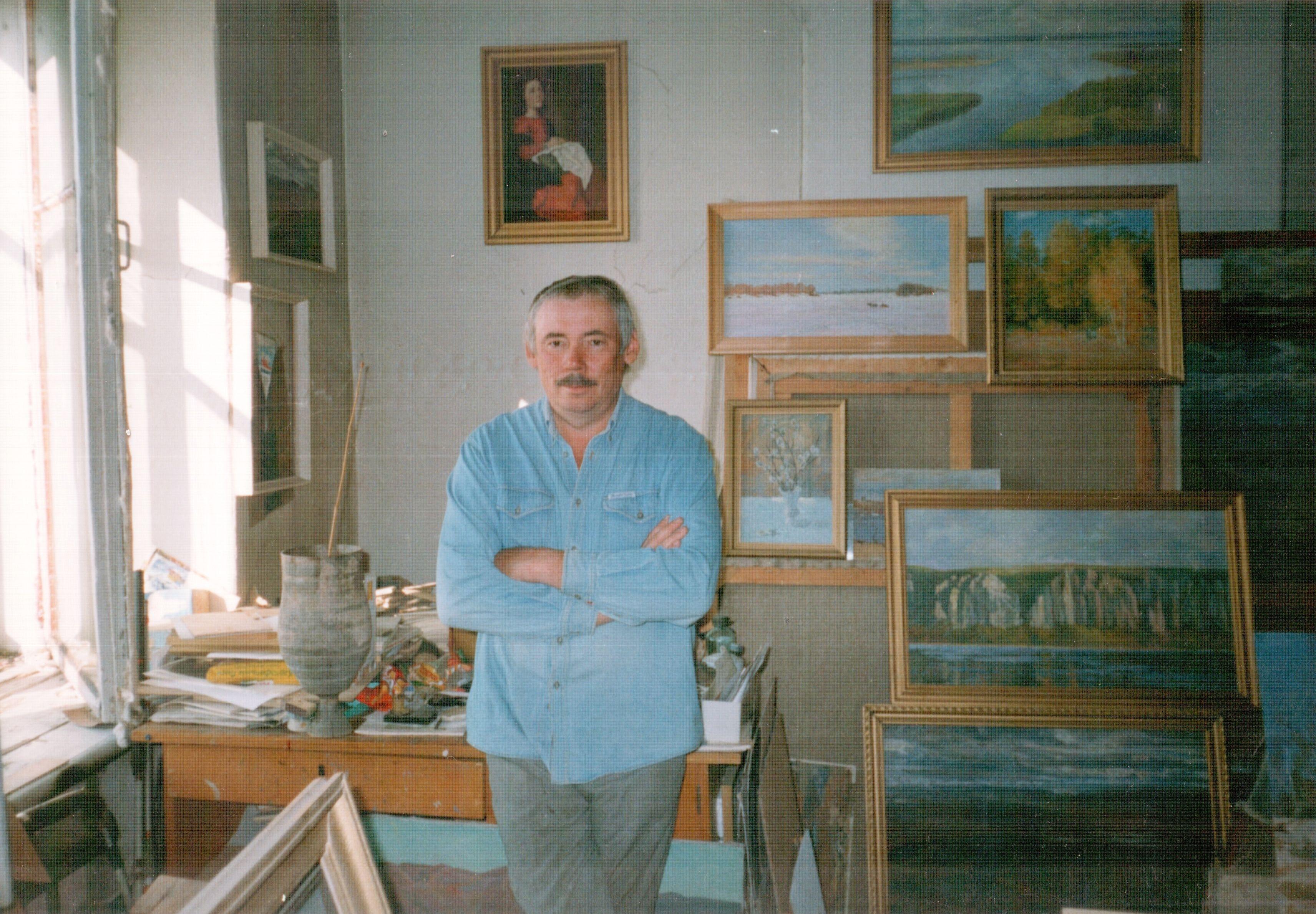 В. А. Саржин, 1980 год
