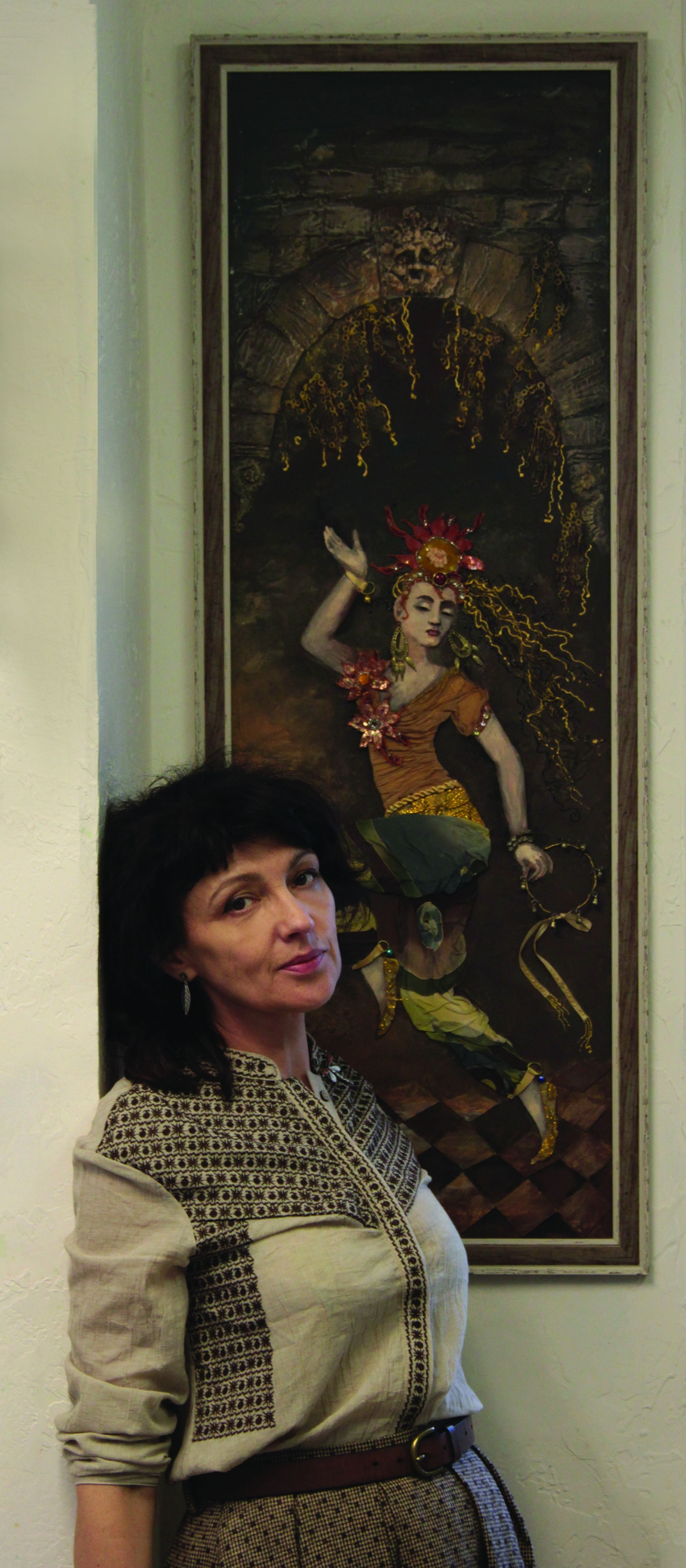 Ольга Дмитриевна Гоголева