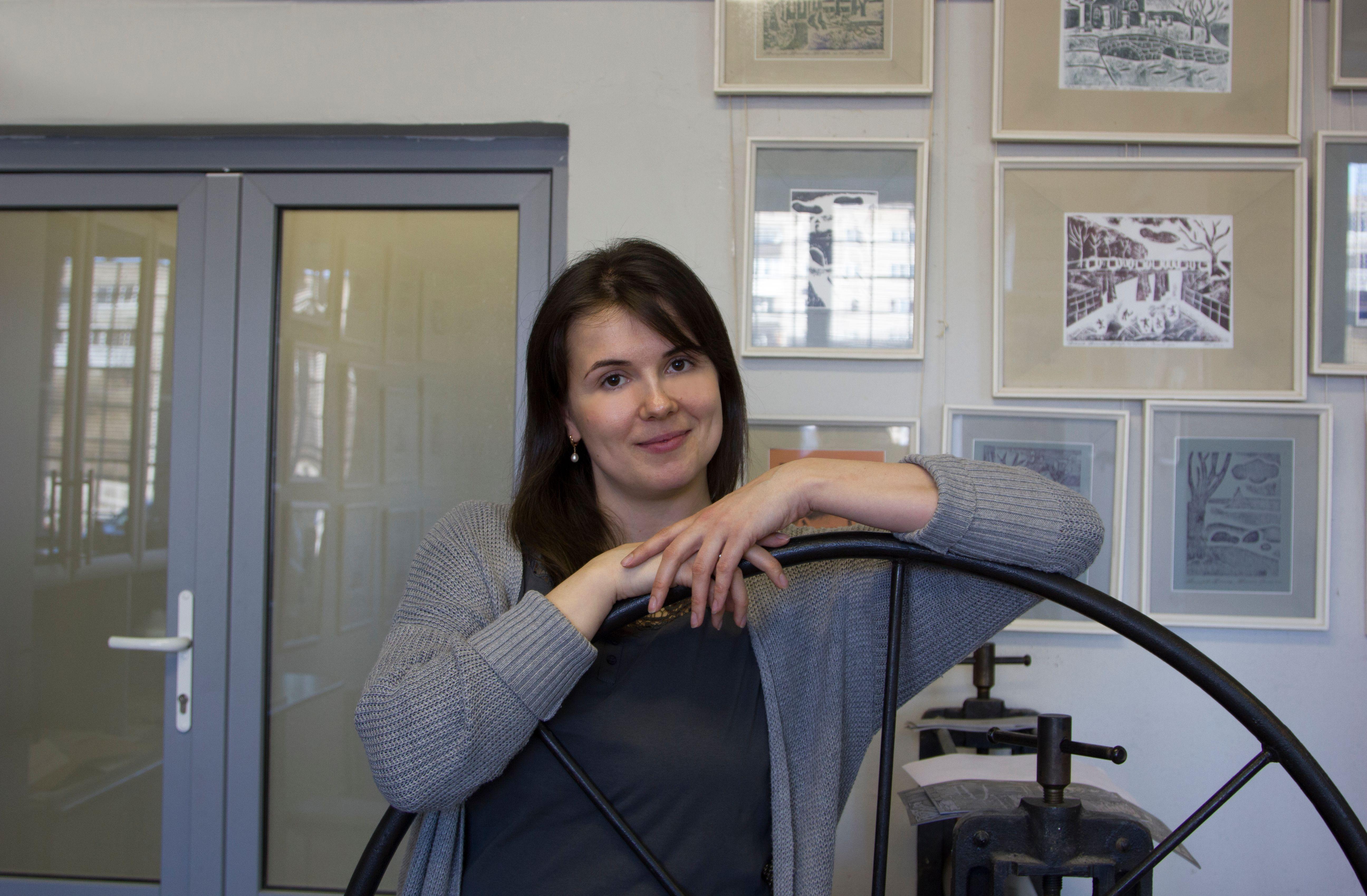 Вера Викторовна Воронова